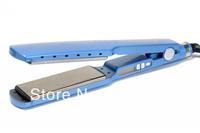 "PRO HAIR Flat  IRON NANO titanium -ceramic  450F 1 3/4"" PLATE WIDTH TITANIUM PRO HAIR STRAIGHTENER  ,110V OR 220V,US OR EU PLUG"