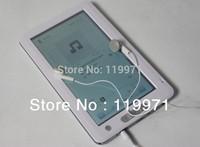 2013 New 7 inch touch E-book ebook reader with 4GB 720P ebook E705