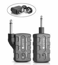 wireless guitar transmitter promotion