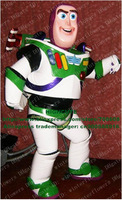 Toy Story Buzz Lightyear Mascot Costume Cartoon Character Mascotte Outfit Suit No.1844 Free Shipping