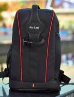 FLY-LEAF CompuTrekker Plus AW Backpack Camera Bag for Laptop Plus Notebook Dslr