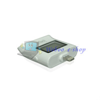 Alcohol Tester For iPod Touch 5 iPhone 5 iPad 4 iPad MiniiPod Nano 7 White  free shipping