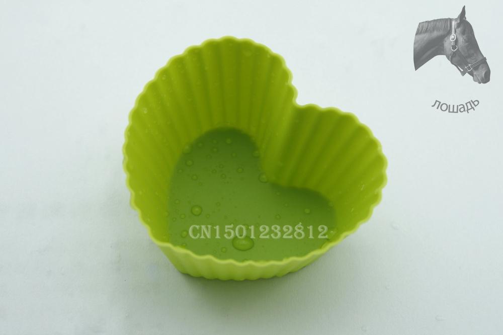 Free shopping molde dos doces Silicone forma redonda(China (Mainland))