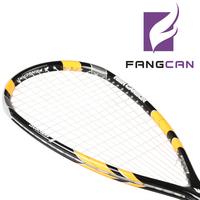 Fangcan squash rackets full carbon ultra-light carbon fiber set