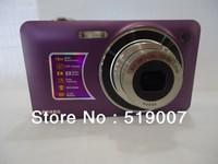 "digital camera HDC-X5 with 5X optical zoom+ lens camera+ 9.0MP CMOS Sensor(Max interpolation 15MP),2.7""TFT LCD,Free Shipping"