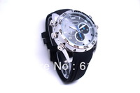 Hot 16GB Waterproof Watch sport DV watch Mini HD Camera 4032*3024 12MP DV DVR Video Camcorder Full HD 1080P with IR Night Vision