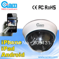 New IR Cut Lens 6mm Wireless WiFi Dome Indoor Night Vision Remote Watch Network Webcam CCTV Wanscam CMOS Home Security IP Camera