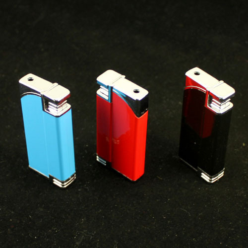 Free Shipping Gift novelty toy electric paint lighter windproof lighter two-site 50g with Big Discount(China (Mainland))