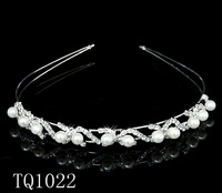 Silvery wedding/party Tiara/Crown