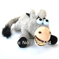 Intelligent voice laughing electric donkey toy