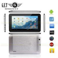 "7"" VIA 8880 dual core Android 4.2 tablet pc 512MB/4GB HDMI dual camera capacitive screen 800*480"