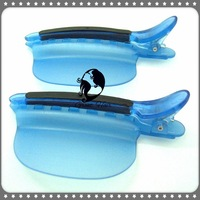 Wholesale Easy/ Speed Separator Clips Blue Color 1 piece Hair Extension Free Shipping