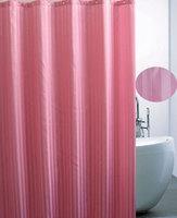 Yin and yang full terylene cloth shower curtain waterproof shower curtain buckle 180