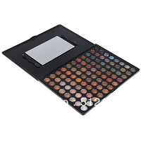 88 Charming Naked Colors Eyeshadow Makeup Palette Professional Eyes Cosmetic Kit Free Shipping