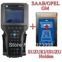 GM TECH2 support 6 softwares(GM/OPEL/SAAB/ ISUZU/SUZUKI /HOLDEN) Full set diagnostic tool ,gm tech2