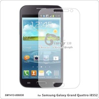 for Samsung Galaxy Grand Quattro i8552, Clear high transparent Screen Protector not including package-100pcs