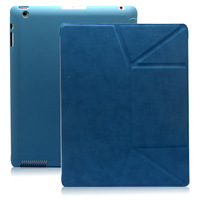 For apple   ipad2 ipad3 shell protective case ultra-thin protective case magicaf kumgang