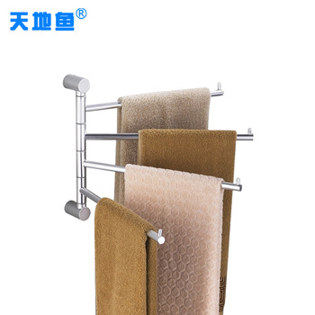 Free Shipping,fashion, brand new,high quality solid brass bathroom accessory,Moving Towel bars,Towel rail