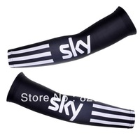 Team sky arm sleeves 2013 Cycling Clothing Sport Racing Tearm J6091355