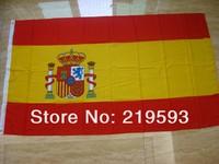 grommet 150 x 90 cm Spain espanol Spanish flag free shipping by airmail