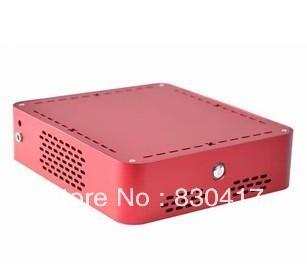 E-Q6 Mini computer box Dual Core H61/Living room computer/WIFI/SSD