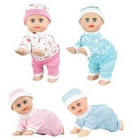 Electric crawling baby 10 electric toy doll 0.64