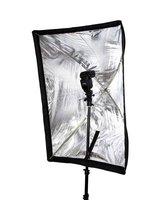 2014 Fotografia Stabilizer Slider [drop Shipping] Umbrella Softbox Brolly Reflector Speedlite Flash Studio 60 X 90cm 30200106