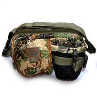 Fishing tackle waist pack lure bag multifunctional bag olive Camouflage backpack