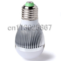 Free Shipping  4*9W  LED Globe Bulb ball Lamp bubble light High power Energy saving Ultra bright110V 220V white E27 base