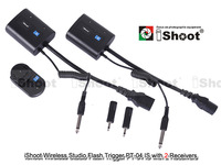 30m Wireless Radio Flash Trigger PT-04 fr Studio Flash Light/Strobe/Monolight-2R