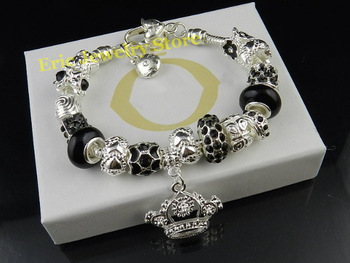Free Shipping MOQ 1Piece Lady Bracelet Fashion Style High Quality Gift Package (Dust Bag,Gift Box) #PB-72