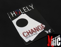 Holely Change by SansMinds Magic ,magic tricks,magic sets, magic props, magic tricks,magic show