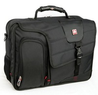 Cross swisswin one shoulder commercial portable briefcase laptop bag sw9527