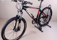 carbon giant xtc mountain bike easy  cycling with handlebar with wheelset complete bicycle free shipping