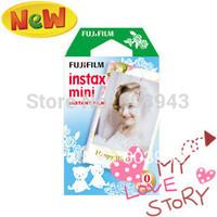 summer holiday Promotion  !5pcs/lot Free shipping Fujifilm Fuji  Instax Film 10 exp wedding for mini7s/25 film instant