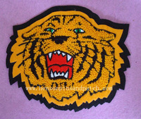 Custom  chenille patch, Garment embroidery patch.clothing patch.