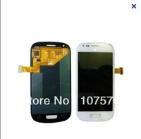 High Quality! LCD Reaplacement for samsung Galaxy S3 mini i8190 LCD screen DHL Free Shipping