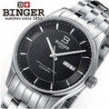 Binger accusative case watch male watch mens watch fully-automatic mechanical watch cutout strip
