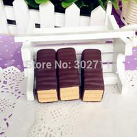 Super Squishy ! ChocolateSquishy Phone Charm/Key Chain/ Free Shipping