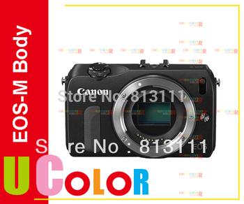 NEW Canon EOS-M Mirrorless Digital Camera (Body) - Black