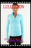 61 styles Lululemon Dance Studio Jacket Lululemon Scuba Hoodies Reversible Jacket with Free Shipping nattierblue