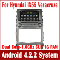 Android 4.0 Head Unit Car DVD Player for Hyundai IX55 / Veracruze 2006-2011 w/ GPS Navigation Bluetooth Radio TV USB Multimedia