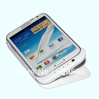 4200mah Charger Case with Flip Cover External Backup Battery Charger for Samsung Galaxy Note II note 2 N7100