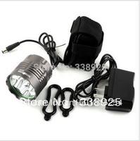 5x CREE LED XML XM-L T6 LED 7000Lm Bicycle Light HeadLight headLamp 8.4V 6400mah