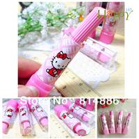 2013 Novelty eraser / Hello kitty Cartoon Cute Rubber Eraser/ kids Gifts  Free Shipping 20pcs/lot