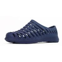 Cutout hole shoes casual sports sandals male comfortable soft outsole flat sandals
