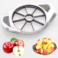 Full stainless steel fruit cutter fruit slicer