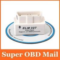 2014 Latest Works On Android Torque Super Mini ELM327 Bluetooth   V2.1 elm 327 OBD II  For Multi-brands