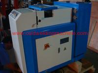 copper rod cold welding machine
