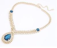 Min order is $10 (mix order).Paragraphs palace restoring ancient ways set auger droplets temperament short necklace
